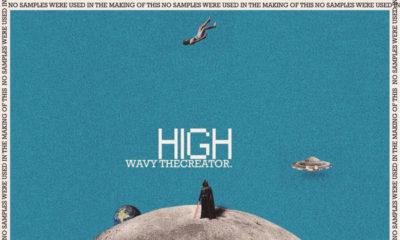 BellaNaija - New Music: Wavy (The Creator) - H.I.G.H.