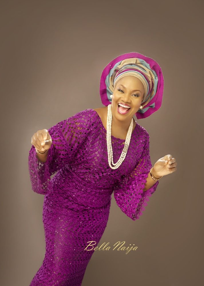 BN Living: Happy Birthday to CEO of HealthPlus/Casabella Bukky George!