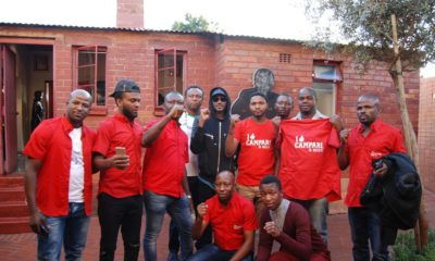 Campari Rewards Distributors with All Expense Paid Trip to South Africa, with 2Baba