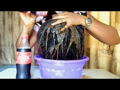 BN Beauty: This Video on Washing your Hair with Coca-Cola has almost 1 Million Views!