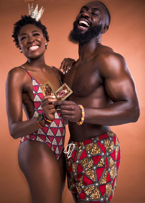 Swimwear Brand Crown Rose Launches its new Collection for Newly Married Couples