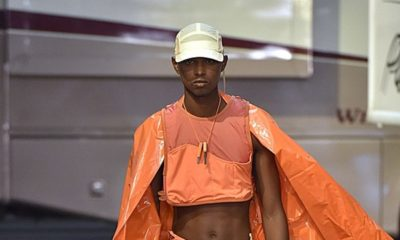London Fashion Week Men SS18 #LFWM: COTTWEILER Collborates with Nigerian Artist for the Summer Spring 2018 Runway Music