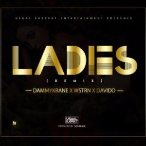 BellaNaija - New Music: Dammy Krane feat. Westrn & Davido - Ladies (Remix)