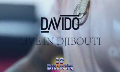 BellaNaija - #30BillionWorldTour: Davido thrills Fans in Djibouti   WATCH