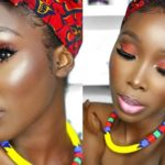 BN Beauty: Get this Ankara Inspired Makeup Look by IamDodos