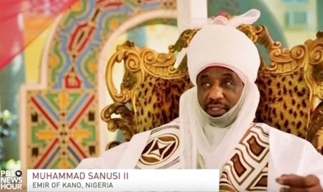 BellaNaija - Emir Sanusi advocates for Enlightenment on Peace