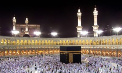 11 Injured in Foiled Attack on Mecca's Grand Mosque
