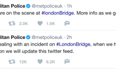Possible UK Terrorist Attack at London Bridge Station Leaves 20 Dead