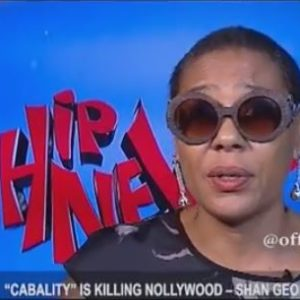 """BellaNaija - Shan George insists """"Cabality"""" is the bane of The Movie Industry 