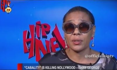 "BellaNaija - Shan George insists ""Cabality"" is the bane of The Movie Industry 
