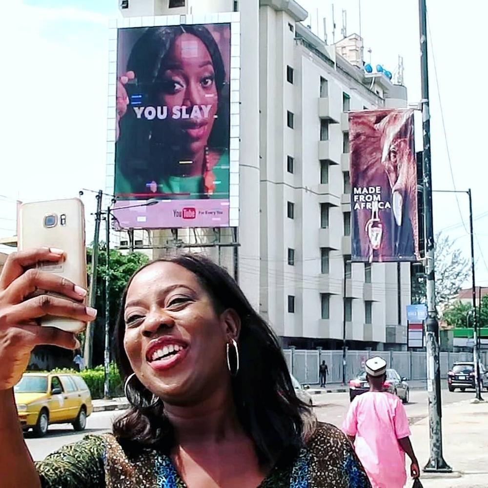 Sisi Yemmie Billboards