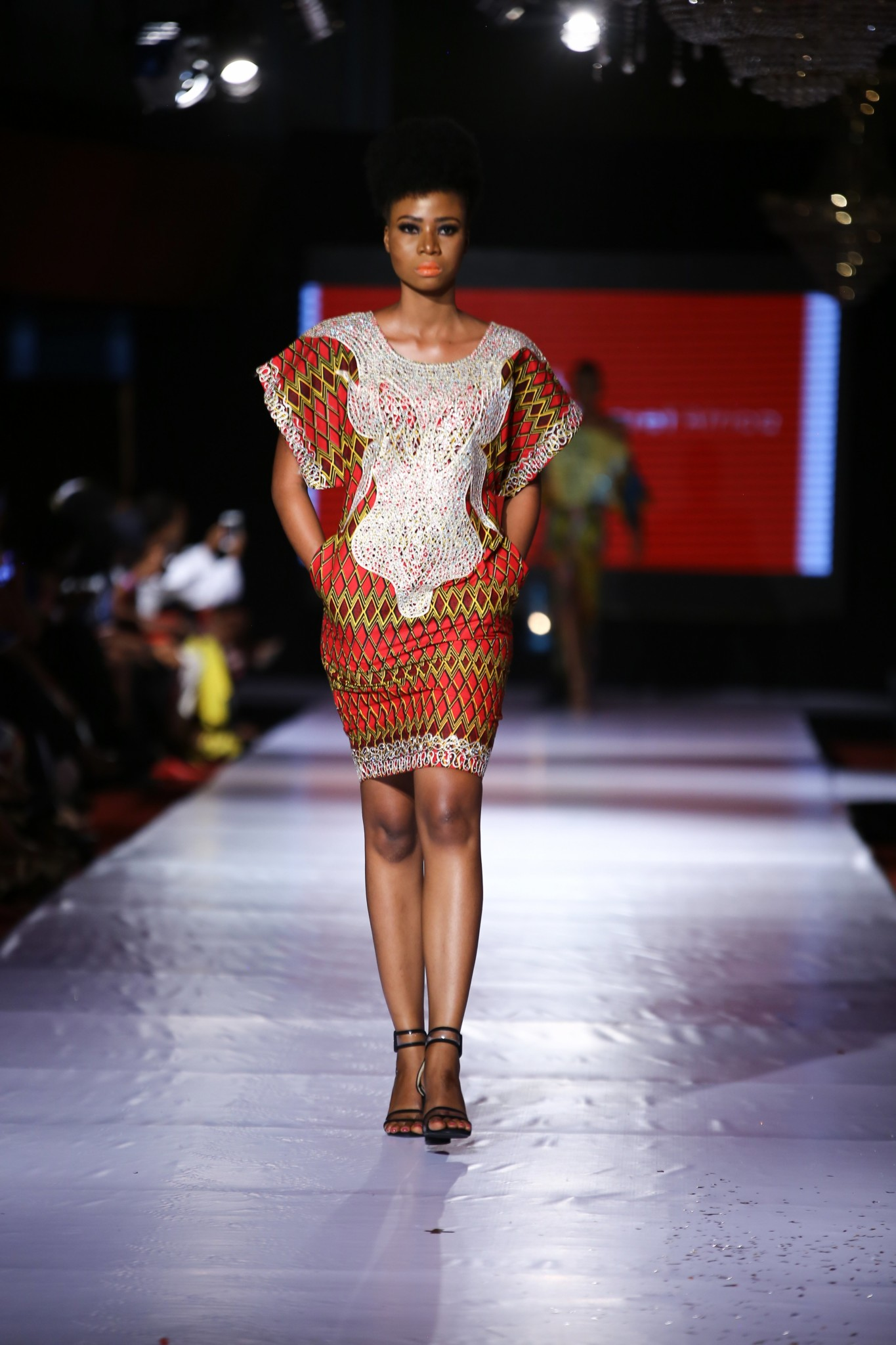 #AFWN17 | Africa Fashion Week Nigeria Day 2: Secrets Signature Africa