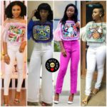 BN Pick Your Fave: Yemi Alade, Stephanie Coker Aderinokun, Sola Onibokun & TBoss Idowu in Belois Couture