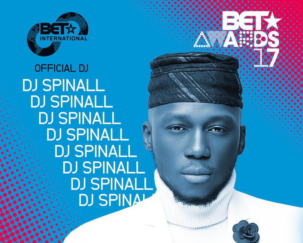 BellaNaija - Top Boy! DJ Spinall announced as Official DJ for BET Awards 2017