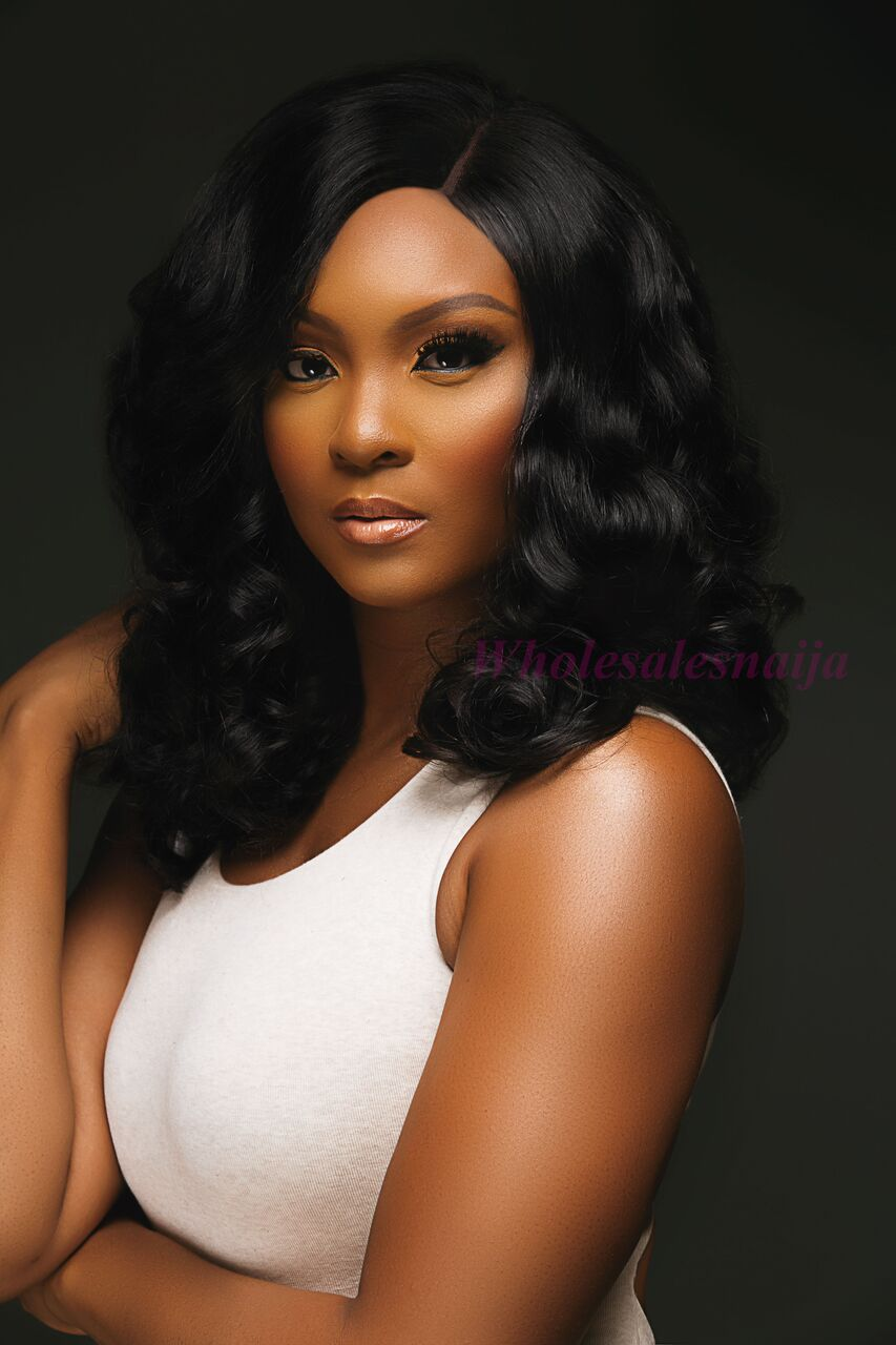 Too Much Sauce Osas Ighodaro Ajibade Stuns In Latest