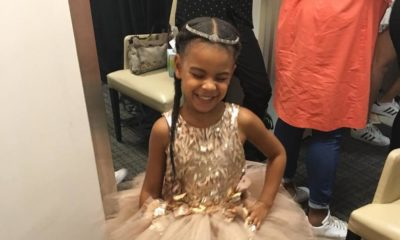 "BellaNaija - Blue Ivy freestyles on JAY-Z's ""4:44"" Bonus Track 