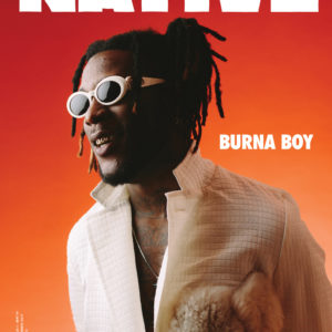BellaNaija - Burna Reborn! Dancehall Act is the First Ever Native Cover Star