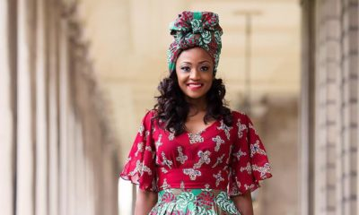 BellaNaija - Nollywood Actress Uru Eke celebrated by Alma Mater in London