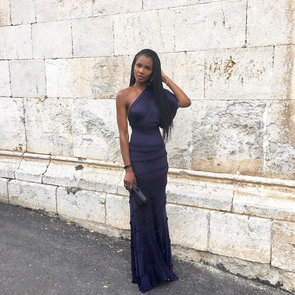 BellaNaija - Agbani Darego Danjuma shares Lovely Photos from her Holiday in Europe
