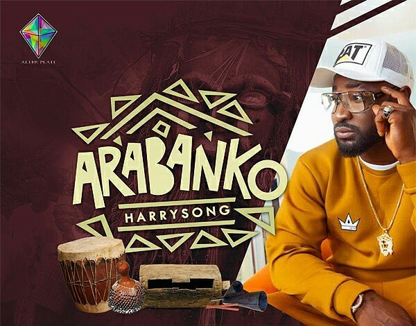 BellaNaija - New Music: Harrysong - Arabanko