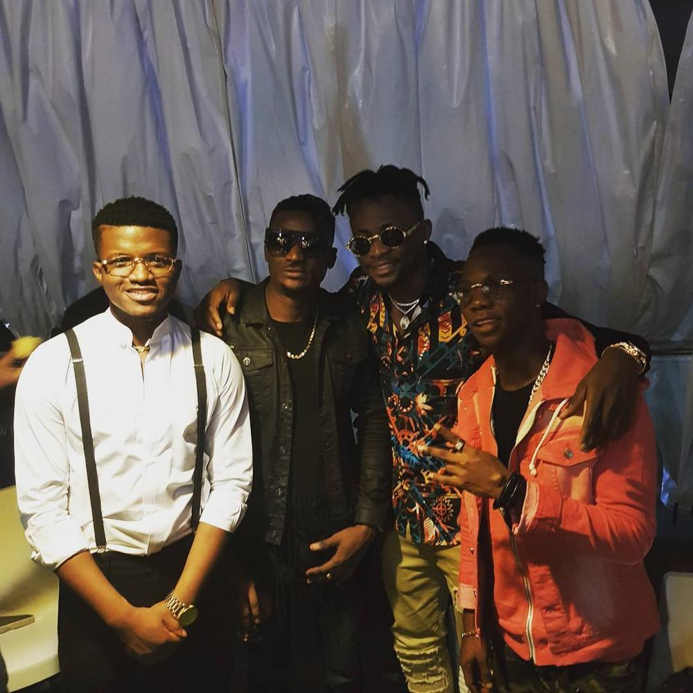 BellaNaija - +3! Made Men Music Group unveil New Artists | WATCH