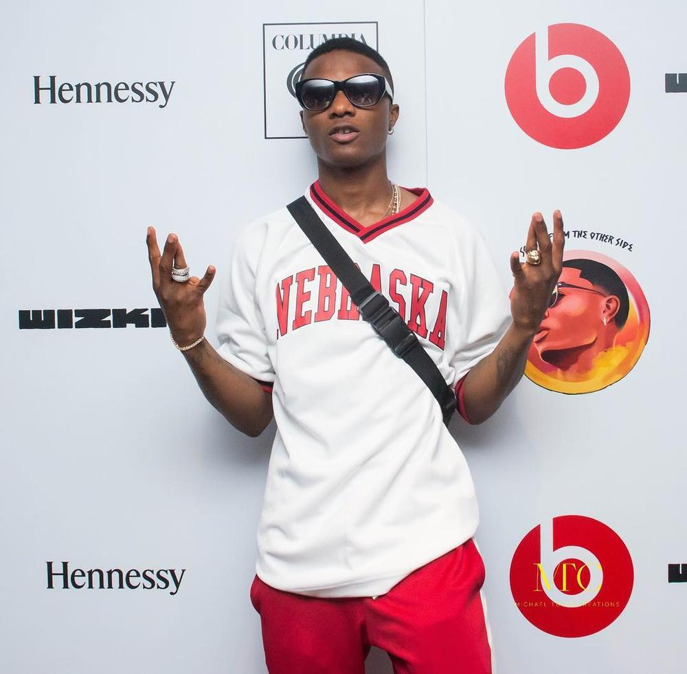 BellaNaija - Wizkid surprises Fans with Free Launch Party for #SFTOS | See all the Reactions