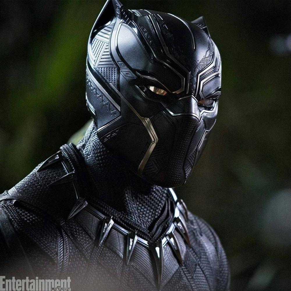 BellaNaija - Behold The Kingdom & His Power! Black Panther Cast grace EW's Annual Comic-Con Preview Issue