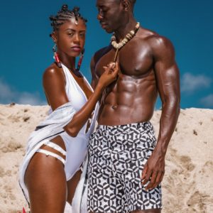 BN Style presents 'A Splash of African' by Ankara Miami