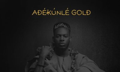 BellaNaija - #IssaGoldAnniversary: Adekunle Gold reflects on the First Anniversary of His Debut Album