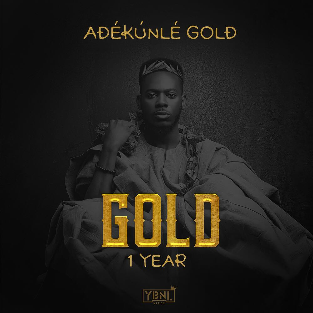 BellaNaija - #IssaGoldAnniversary: Adekunle Gold reflects on the First Anniversary of His Debut Album