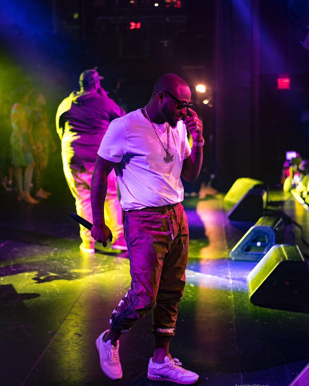 BellaNaija - Davido's 30 Billion World Tour hits NYC | WATCH