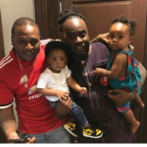 BellaNaija - #KemiTurns1: Wale celebrates His Daughter's Birthday in Style | WATCH