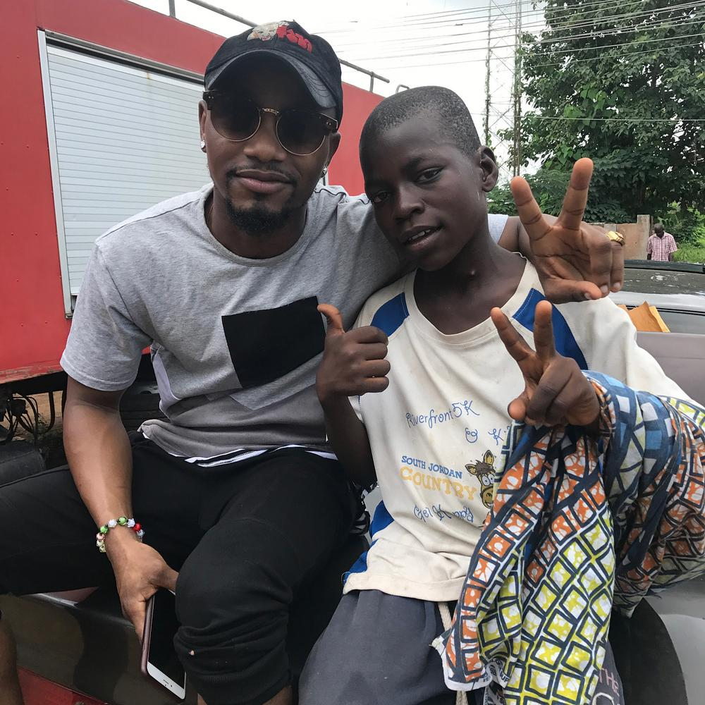 BellaNaija - Comedian Kaponeski shares encounter with Out-of-school Child