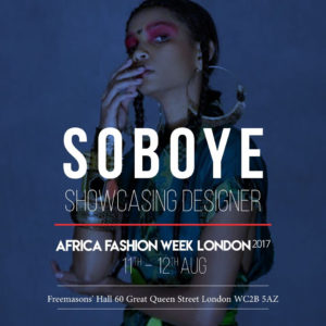 Announcing some designers showcasing at #AFWL2017