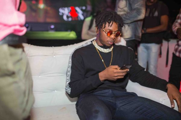 """All your staff work for me"" Runtown reacts to the arrest of former boos Okwudili Umenyiora 