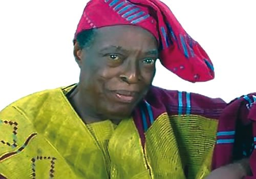 dailynewsvibe - Veteran actor & broadcaster Adebayo Faleti dies at 86