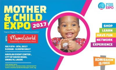 Mumsworld Africa mother and child expo
