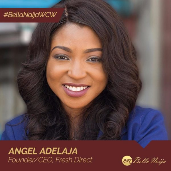 Angel Adelaja of Fresh Direct is Using Technology to Make Farming Attractive to Nigerian Youth | #BellaNaijaWCW