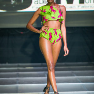 Ankara SWIM presents African Runway Show & Pop-Up Shop | See Photos from the Event