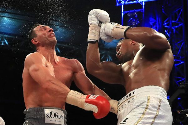 Anthony Joshua vs Klitschko Rematch scheduled for November 11