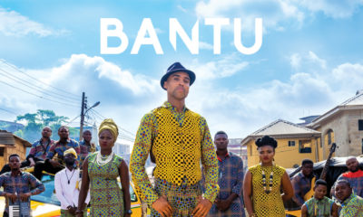 BellaNaija - Agberos International! BANTU unveil New Album | Listen on BN