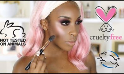 BN Beauty Jackie Aina shares Pretty Cranberry themed Makeup Tutorial Watch