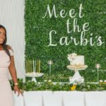 BN Bridal Shower: Before the #MeetTheLarbis Wedding it's Jennifer's Garden Themed Party!