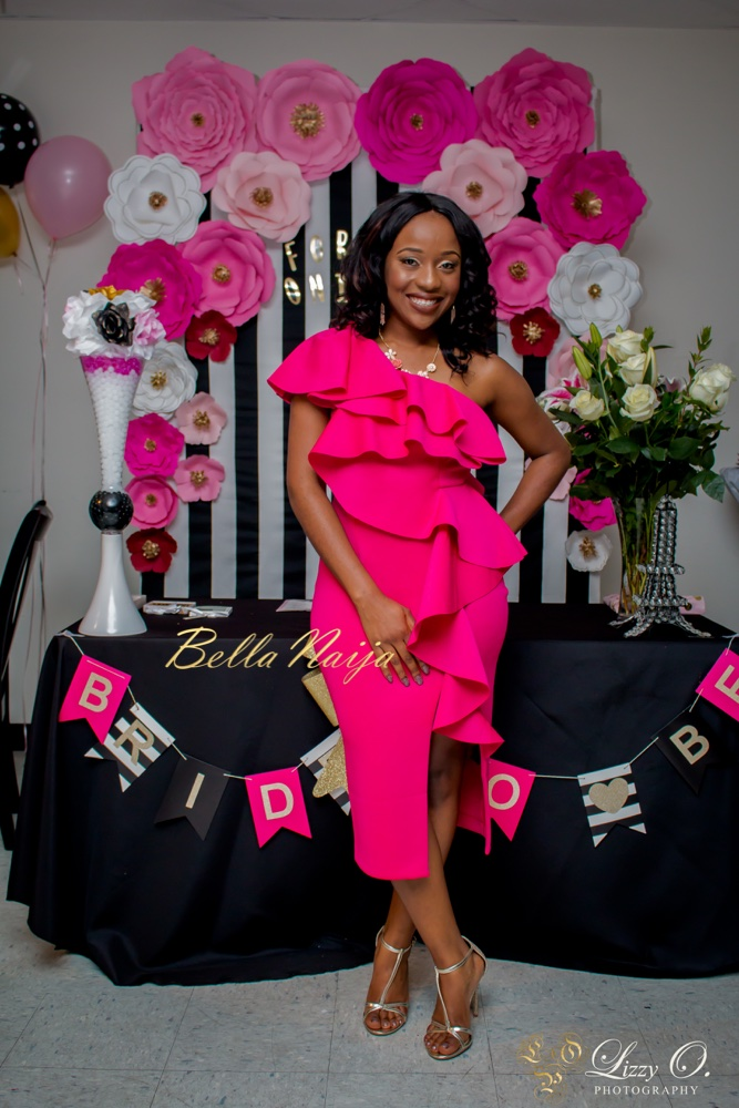 BN Bridal Shower: Yewande is Pretty in Pink for her Kate Spade Themed Party #ForeverOnifade