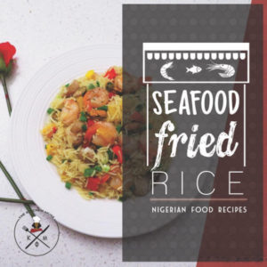 BN Cuisine New Seafood Fried Rice Recipe by Bukie's Kitchen Muse Watch.
