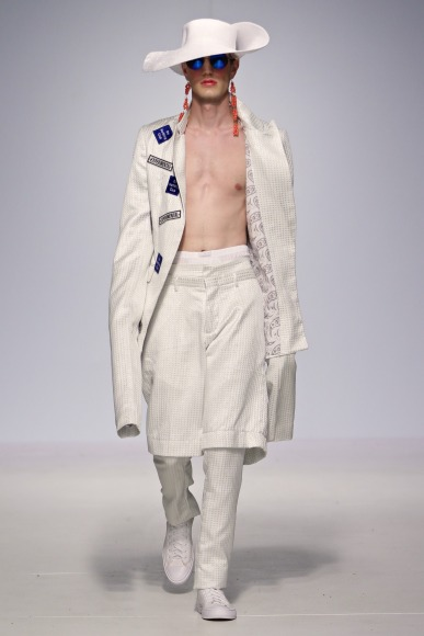 BN Style: Tokyo James showcases SS18 Collection at South African Menswear Week