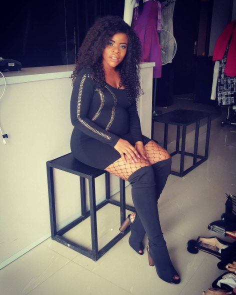 BN Style Your Bump Laura Ikeji Kanu Edition
