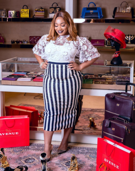 BN Style Your Curves Miss Vivacious Taje Prest