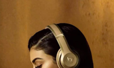 #BalmainBeats Kylie Jenner stars in Beats by Dre & Balmain Collaboration