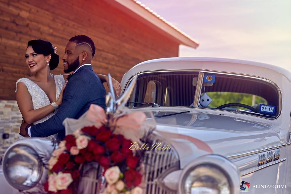"BellaNaija Weddings presents ""A Vintage Fusion Love Affair""   Akintayotimi Photography"